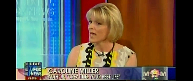 Caroline On Fox and Friends