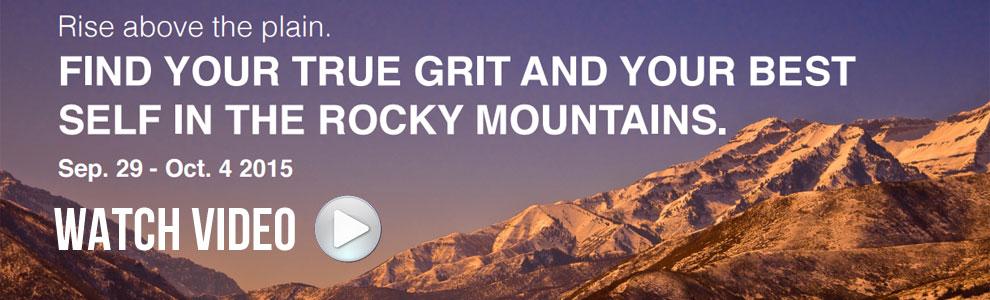 True Grit in the Rockies