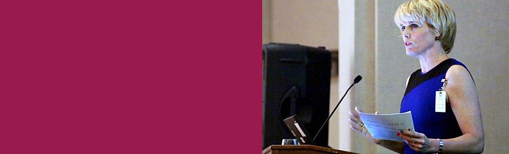 Caroline Adams Miller Speaker
