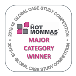 Hot Mommas Award Winner