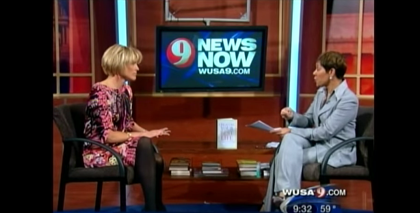 "Caroline's media tour in 2009 took her to dozens of media outlets, including Washington, DC's WUSA Channel 9, where she discussed the groundbreaking approach she took to goal-setting in ""Creating Your Best Life,"" the first evidence-based book on goal accomplishment that marries the science of success with the science of happiness."