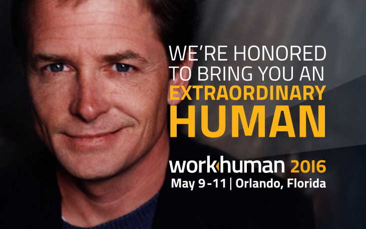 WorkHuman 2016   A New Kind of HR Conference