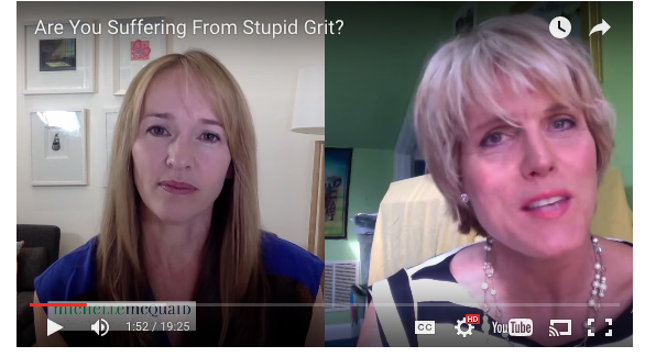Are You Suffering From Stupid Grit « Michelle Mcquaid