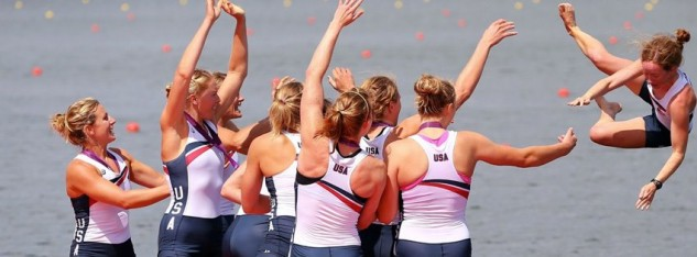 tossing the coxswain