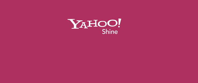 yahoo shine