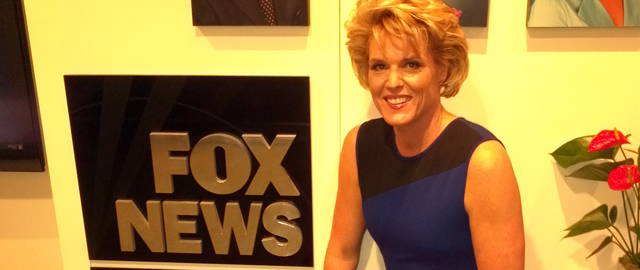 Caroline Miller on Fox News