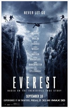 "The movie ""Everest"" doesn't just show ""passion and perseverance in pursuit of long-term goals,"" Angela Duckworth's definition of grit, it offers cautionary tales about something I call ""stupid grit,"" which is the ""obstinent pursuit of a long-term goal that presents more negatives than positives because circumstances have changed. """