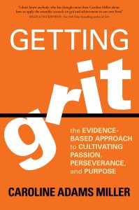 Getting Grit 72